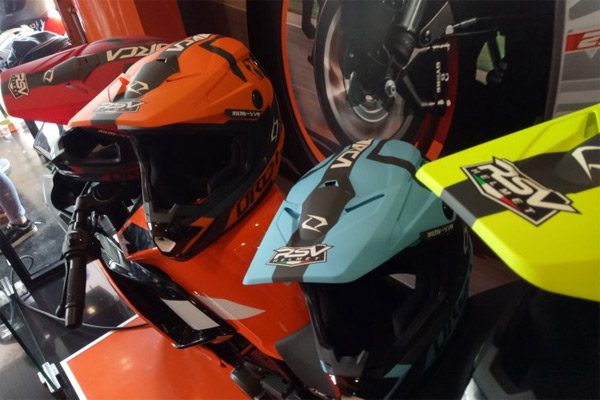 Helm trail RSV Orca. - RSF