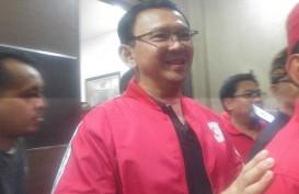 Berjaket Merah dengan Angka 3, Ahok BTP Resmi Jadi Anggota PDIP