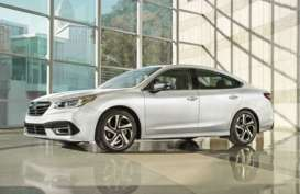 Subaru Luncurkan Sedan All-New Legacy 2020