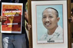 Presiden Jokowi Cabut Remisi Pembunuh Wartawan Radar…