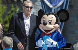 Mantan CEO Disney Ron Miller Tutup Usia