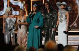 Michelle Obama Bikin Kejutan Tampil Di Grammy Awards 2019, Ungkap Kisah Musik 'Who Run The World'