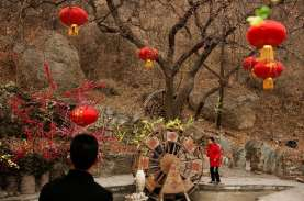 Pengeluaran Liburan Tahun Baru Imlek di China Tumbuh…