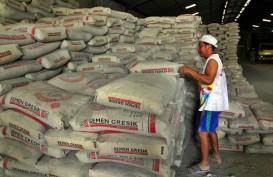 Semen Indonesia Prediksi Konsumsi Semen Industri 4%—5% Tahun Ini