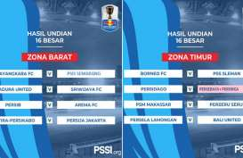 PIALA INDONESIA: Persebaya vs Persinga Ngawi Sabtu 16/2 Single Match, Langsung Lolos 16 Besar