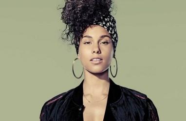 Alicia Keys Sukses Jadi Host Grammy Awards, Ini Momen Terbaiknya