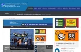 Kemenkominfo Minta Maaf Situs Web Kominfo.go.id Sempat Down
