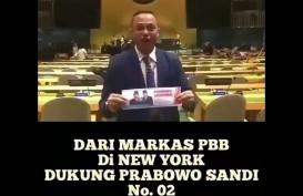 Video Dukungan ke Prabowo dari Markas PBB New York Beredar, Kemlu Beri Klarifikasi