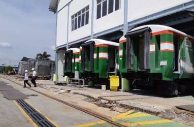 Barata Indonesia Bakal Produksi Roda Kereta Api Tahun Ini