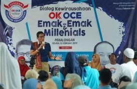 Sandi Bertekad Menasionalkan Gerakan Kewirausahaan OK OCE