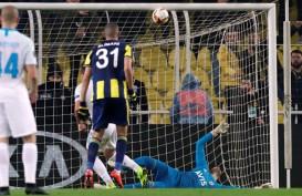 Hasil Liga Europa: Gagalkan Penalti, Fenerbahce Bekuk Zenit