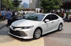 SUKU CADANG : Toyota Camry Resmi Pakai Ban Turanza