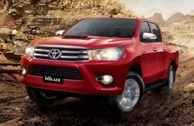 Toyota Targetkan Penjualan Hilux Tumbuh 10%