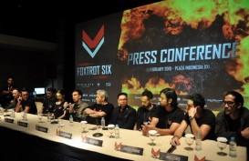 MD Pictures Gelar Premier Film Foxtrot Six Hasil Kolaborasi Produser Hollywood