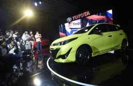 Toyota Berambisi Perbesar Pangsa Yaris ke Level 30%