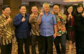 Tommy Winata Merapat, Elektabilitas Jokowi Siap-Siap Turun