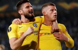 Hasil Liga Europa, Chelsea & Napoli Menang Laga Tandang