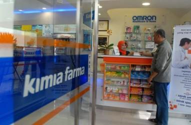Beli Saham Phapros (PEHA) Milik RNI, Kimia Farma (KAEF) Targetkan Rampung Kuartal I/2019