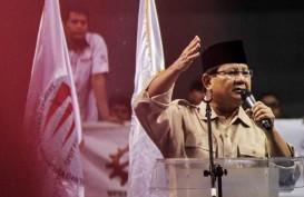 Kubu Prabowo-Sandi Siapkan Saluran Live Pidato Kebangsaan Prabowo Subianto
