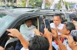 Prabowo di Masjid Kauman: Awalnya di Baris Tengah, Takmir Persilakan ke Baris Pertama