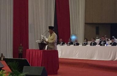 Prabowo: Gaji Penegak Hukum Harus Memadai Agar Bebas Korupsi