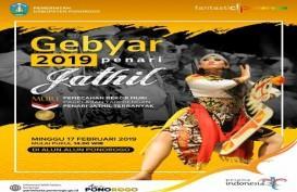 2019 Penari Jathil akan Tampil di Alun-Alun Ponorogo Minggu Lusa