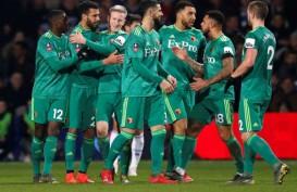 Sikat QPR, Watford ke Perempat Final Piala FA
