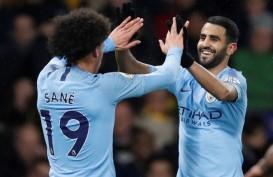 Menang Besar 4 - 1, Manchester City Lolos ke 8 Besar Piala FA