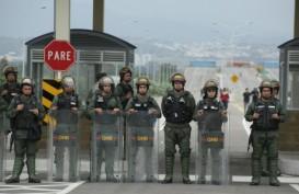 Pesawat Bantuan AS untuk Venezuela Mendarat di Kolombia