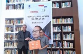 Prince Claus Awards, Penghargaan Spesial bagi Eka Kurniawan