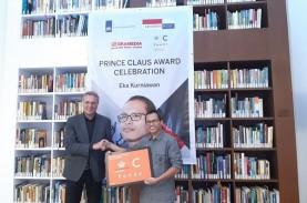 Prince Claus Awards, Penghargaan Spesial bagi Eka…