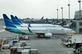 ANGKUTAN EKSPOR : Garuda Datangkan Freighter A330