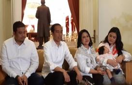 Busana Monokrom Ala Iriana Jokowi di Debat Capres