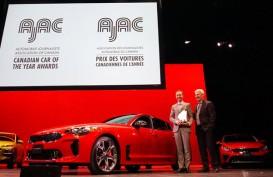 Kia Stinger, Mobil Terbaik 2019 versi Jurnalis di Kanada