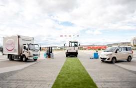 BYD Luncurkan 3 Lini Kendaraan Niaga Listrik di Eropa