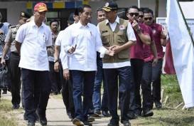 Kunjungan Kerja ke Banten, Presiden Jokowi Tekankan Kesadaran Potensi Bencana