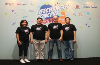 Allianz Peduli Gelar Konser Lifechanger, Usung Semangat Sosial