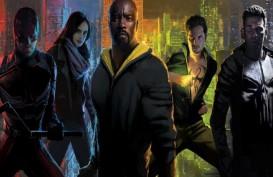 Netfilx Resmi Putus Kerjasama Dengan Marvel