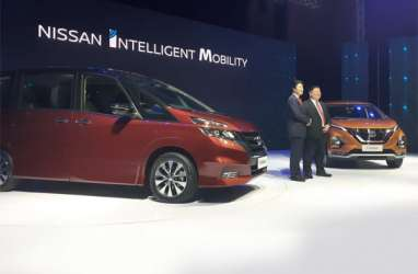 Nissan Indonesia Luncurkan All New Serana & All New Livina