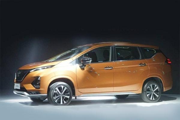 Nissan Grand Livina Baru. - BISNIS.COM