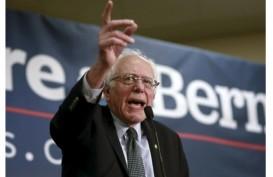 Mantan Pesaing Hillary Clinton, Bernie Sanders Kembali Calonkan Diri Sebagai Presiden AS