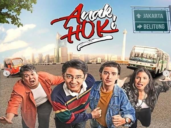 """Kisah masa remaja Basuki Tjahaja Purnama (Ahok) diangkat ke layar lebar dengan judul """"Anak Hoki"""" - Instagram @fifiletytjahajapurnama"""
