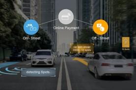 LIPI Kembangkan Sistem Parkir Cerdas