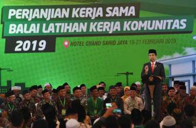 Manfaatkan Bonus Demografi, Presiden Jokowi Genjot Pembangunan BLK Komunitas