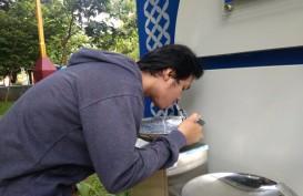 PPRO Pasang Keran Air Siap Minum di 8 Titik di Kota Semarang