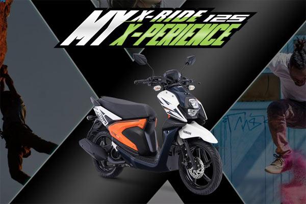 Yamaha My X-Ride My Experience. - ANTARA