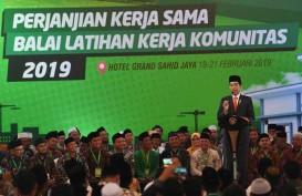 Pujian Hanif Atas Komitmen Jokowi Dukung Santri