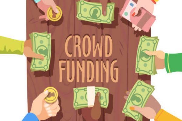 Investasi crowfunding - ilustrasi