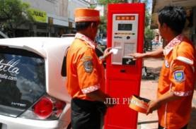 DKI Jakarta Uji Coba Aplikasi Parkir di Lima Wilayah