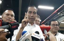 Tanggapi Isu Pertemuan Rahasia dengan Bos Freeport, Jokowi : Ada-ada Saja